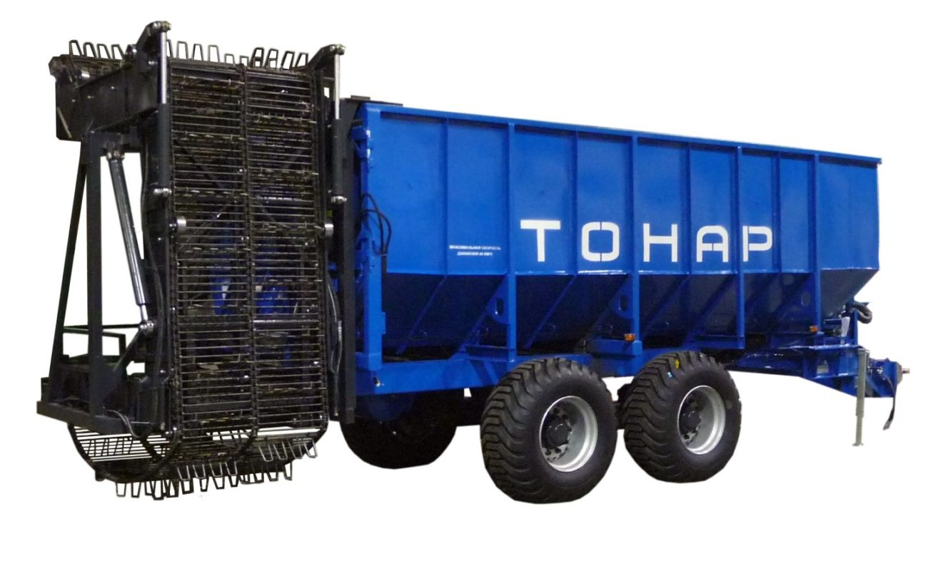 Прицеп тракторный Тонар-ПТ-4