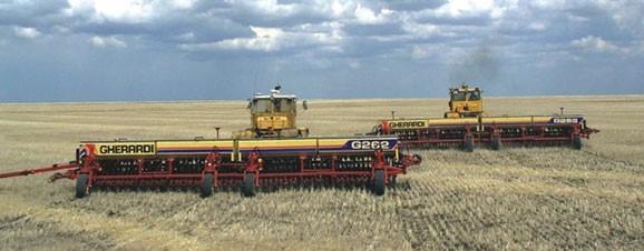 Зерновая сеялка GHERARDI G-262 (б/у)